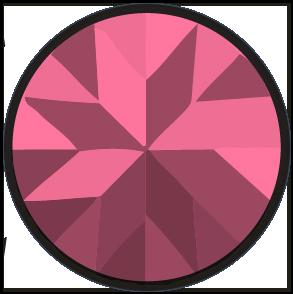 Crystalline Pink